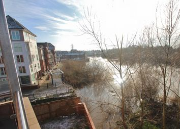 Thumbnail 2 bedroom flat for sale in Quayside, Chester