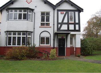 Thumbnail 4 bed detached house for sale in Scarisbrick New Road, Southport
