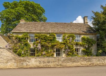 Thumbnail 4 bed detached house for sale in Victoria Road, Quenington, Cirencester, Gloucestershire