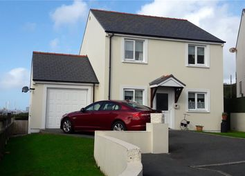 Thumbnail 3 bed detached house to rent in Ridgeview Close, Pennar, Pembroke Dock