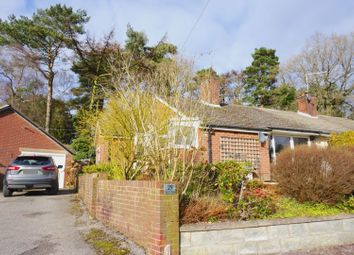 Birch Rise, Ashley Heath, Market Drayton TF9. 3 bed bungalow for sale