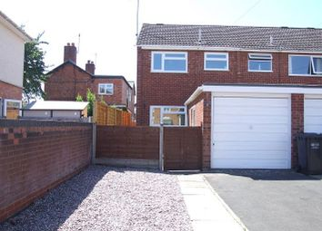 3 bed semi-detached house to rent in Summer Street, Barbourne WR3