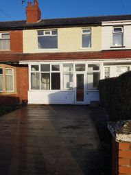 Thumbnail 3 bed terraced house to rent in Powell Avenue, Blackpool