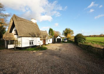 Thumbnail 4 bed cottage for sale in Norwich Road, Brome, Eye
