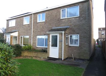 Thumbnail 2 bed semi-detached house to rent in Sandgate, Swindon