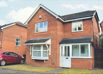 Thumbnail 4 bedroom detached house to rent in Kings Road, Kings Heath, Birmingham