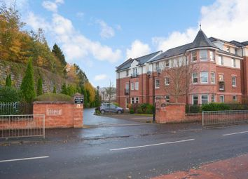 Thumbnail 1 bed flat for sale in Castle Court, Bothwell