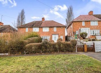 Thumbnail 4 bed semi-detached house for sale in Witton Lodge Road, Erdington, Birmingham, West Midlands