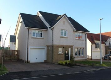 Thumbnail 4 bed detached house for sale in Calderstone Drive, Dullatur Green, Cumbernauld, North Lanarkshire
