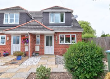Thumbnail 3 bed semi-detached house for sale in Poppy Gardens, Fareham