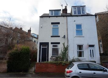 Thumbnail 2 bedroom semi-detached house for sale in Burns Road, Sheffield