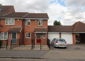 Thumbnail 3 bed property to rent in Miller Road, Elstow, Bedford
