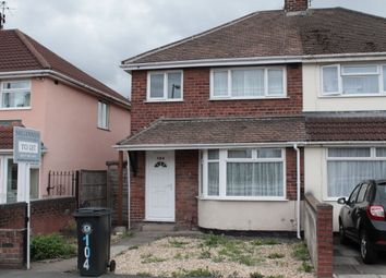 Thumbnail 3 bed end terrace house to rent in Novers Park Drive, Knowle, Bristol