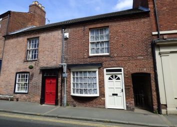 Thumbnail 1 bed terraced house to rent in Lower Church Street, Ashby De La Zouch, Leics