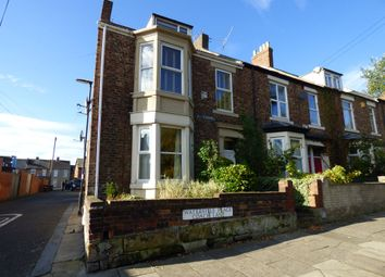 Thumbnail 4 bedroom maisonette for sale in Waterville Place, North Shields