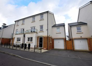 Thumbnail 4 bed semi-detached house for sale in Kingfisher Road, Portishead, Bristol