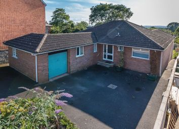 Thumbnail 3 bed detached bungalow for sale in Wells Road, Glastonbury