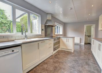 Thumbnail 3 bed detached bungalow for sale in Sharperton, Morpeth, Northumberland