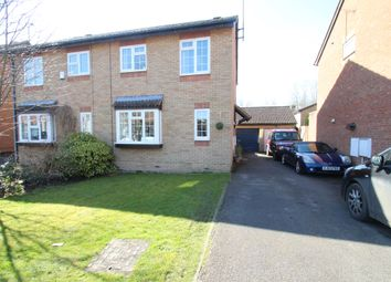 Thumbnail 3 bed semi-detached house for sale in Deverill Road, Hawkslade, Aylesbury