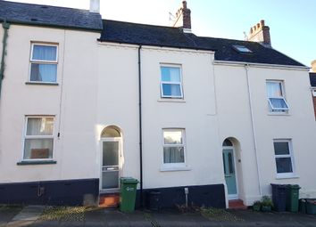 Thumbnail 4 bed terraced house to rent in Sandford Walk, Exeter