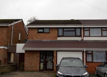 Thumbnail 3 bed semi-detached house to rent in Lonsdale Close, Yardley, Birmingham