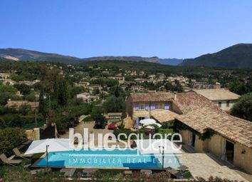 Thumbnail 6 bed property for sale in Le Rouret, Alpes-Maritimes, 06650, France