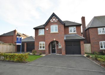 Thumbnail 4 bed detached house to rent in Warren Lane, Upton, Chester