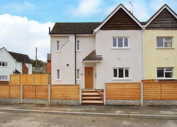Thumbnail 3 bed end terrace house for sale in Cotswold Gardens, Wotton-Under-Edge, Gloucester