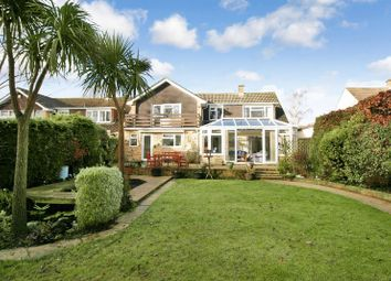 Thumbnail 5 bedroom detached house for sale in The Glade, Waterlooville