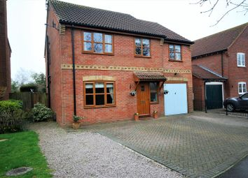 Thumbnail 5 bed detached house for sale in Lavender Drive, Spalding