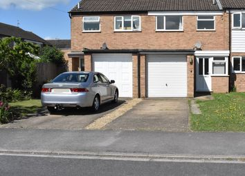 Thumbnail 3 bedroom terraced house for sale in Wheatstone Close, Northway, Tewkesbury