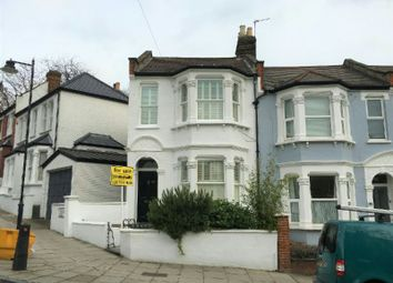 Thumbnail 3 bed end terrace house for sale in Cressida Road, London