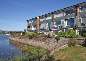 Thumbnail Flat to rent in Strand Court, Topsham, Exeter