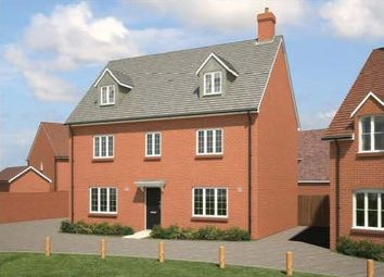 Thumbnail 5 bedroom detached house for sale in Fogwell Road, Botley, Oxford