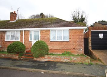 Thumbnail 2 bed semi-detached bungalow for sale in Pinders Road, Hastings, East Sussex