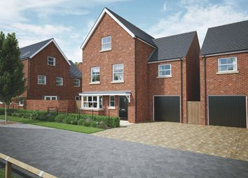 Thumbnail 4 bed detached house for sale in Church Lane, Stanway, Colchester