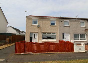 Thumbnail 3 bed end terrace house for sale in Shiel Place, Irvine