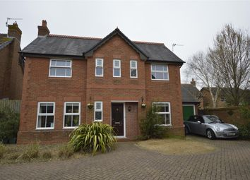Thumbnail 4 bed detached house for sale in Watch Elm Close, Bradley Stoke, Bristol