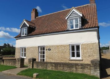 Thumbnail 3 bed detached house for sale in Northorpe Lane, Thurlby, Bourne