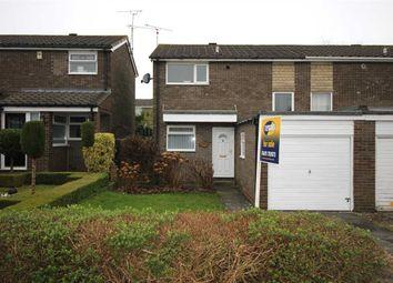 Thumbnail 2 bed semi-detached house for sale in Taunton Place, Parkside Grange, Cramlington