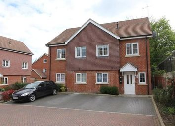 Thumbnail 2 bed maisonette for sale in Hindmarch Crecent, Hedge End, Southampton