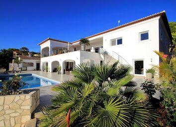 Thumbnail 4 bed villa for sale in Comunitat Valenciana, Alicante, Teulada