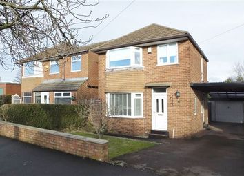 Thumbnail 3 bed detached house for sale in Durlstone Crescent, Gleadless