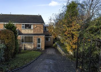 Thumbnail 4 bed semi-detached house for sale in Bracken Hill, Mirfield, West Yorkshire