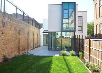 Thumbnail 3 bed detached house to rent in Hertford Road, London