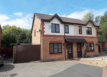 Thumbnail 3 bed semi-detached house for sale in Valentines Road, Atherton, Manchester