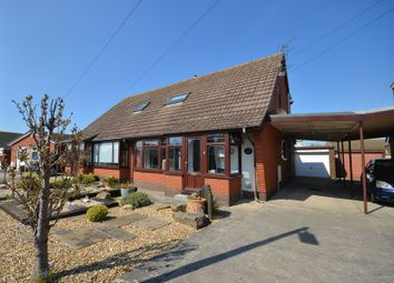 Thumbnail 3 bed semi-detached house for sale in 5 Beechfield Avenue, Preesall, Lancashire, 0Pt.