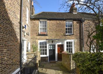 Thumbnail 2 bedroom cottage to rent in Mount Square, Hampstead NW3,