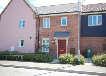 Thumbnail 3 bedroom terraced house to rent in Anthony Nolan Road, King's Lynn