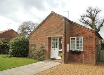 Thumbnail 2 bedroom detached bungalow for sale in Walcups Lane, Great Massingham, King's Lynn